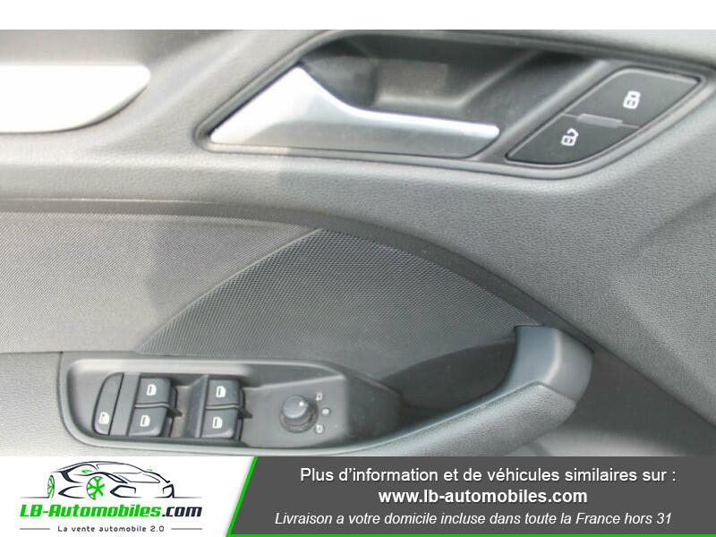 Audi A3 Sportback 2.0 TDI 150 Noir occasion à Beaupuy - photo n°7