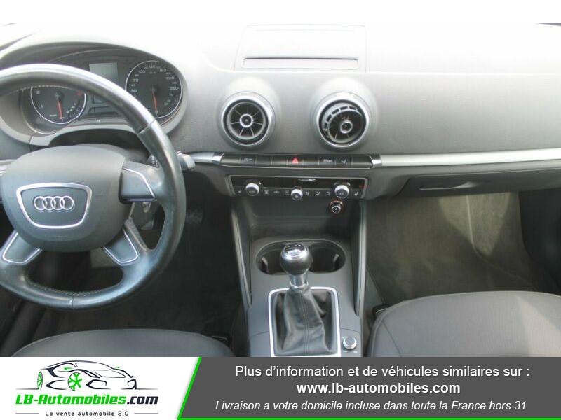 Audi A3 Sportback 2.0 TDI 150 Noir occasion à Beaupuy - photo n°2