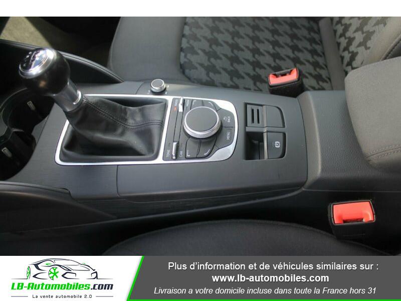 Audi A3 Sportback 2.0 TDI 150 Noir occasion à Beaupuy - photo n°5