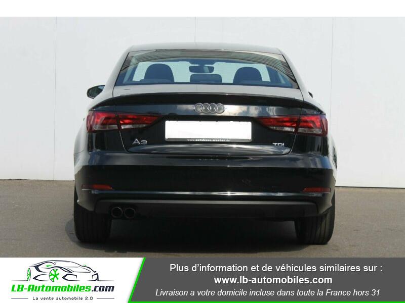 Audi A3 Sportback 2.0 TDI 150 Noir occasion à Beaupuy - photo n°11