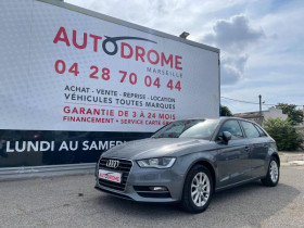 Audi A3 Sportback Gris, garage AUTODROME à Marseille 10