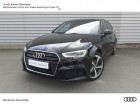 Audi A3 Sportback 2.0 TDI 150ch Design luxe S tronic 7 Noir à Quimper 29