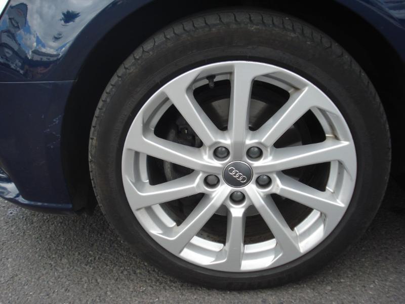 Audi A3 Sportback 2.0 TDI 150ch Design quattro Bleu occasion à Aurillac - photo n°18