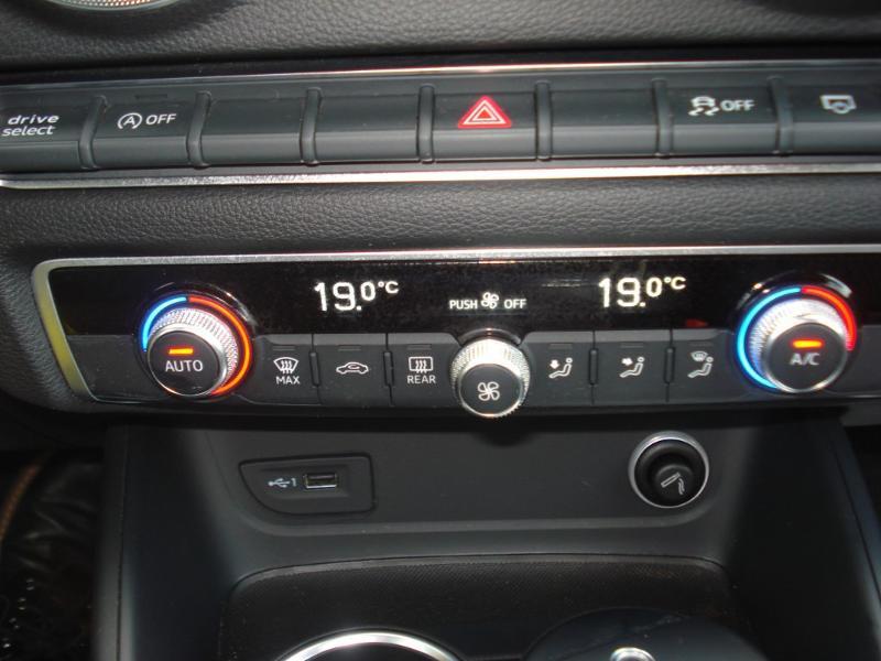 Audi A3 Sportback 2.0 TDI 150ch Design quattro Bleu occasion à Aurillac - photo n°9