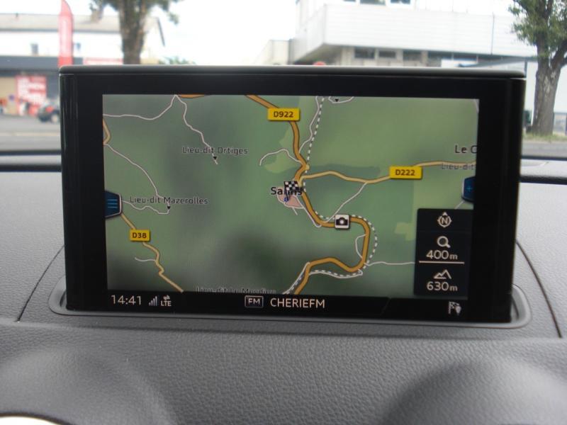 Audi A3 Sportback 2.0 TDI 150ch Design quattro Bleu occasion à Aurillac - photo n°4