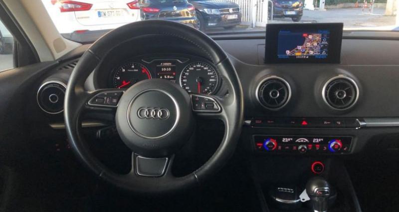 Audi A3 Sportback 2.0 TDI 150CH FAP AMBITION LUXE S TRONIC 6 Gris occasion à Villeneuve Loubet - photo n°7