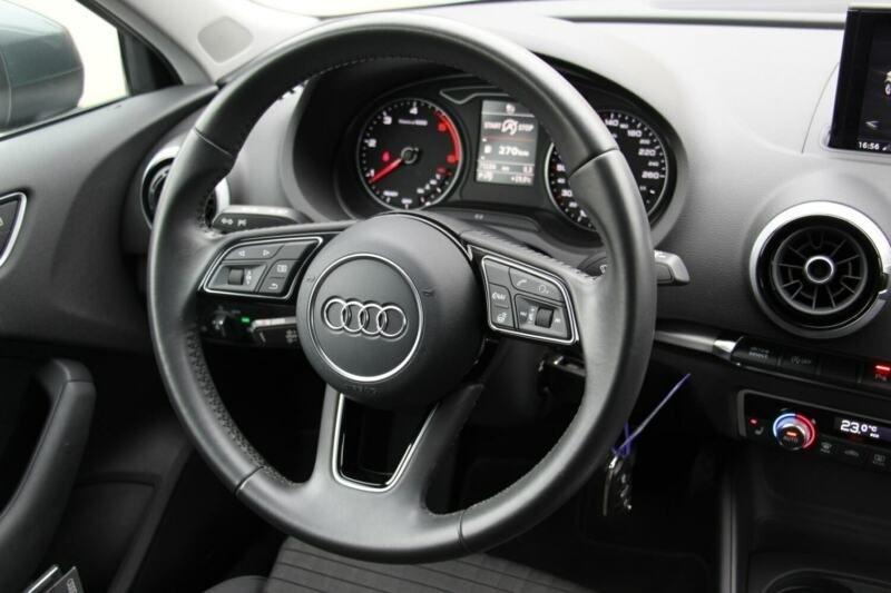 Audi A3 Sportback 2.0 TDI 150CH S LINE S TRONIC 6 Gris occasion à Villenave-d'Ornon - photo n°8