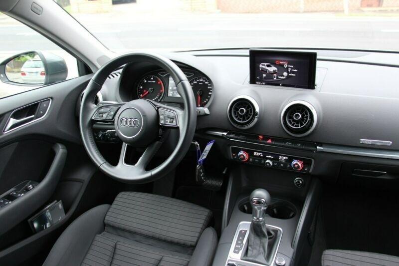 Audi A3 Sportback 2.0 TDI 150CH S LINE S TRONIC 6 Gris occasion à Villenave-d'Ornon - photo n°6
