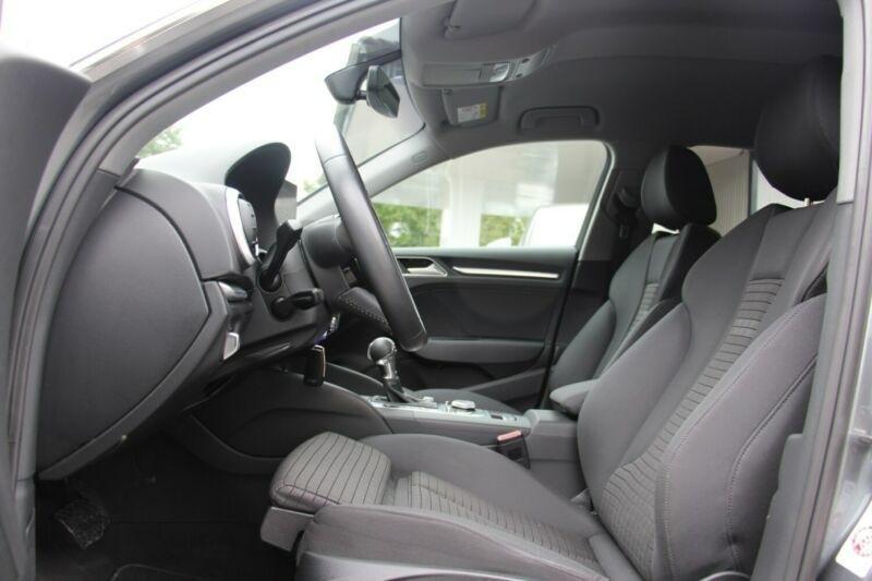 Audi A3 Sportback 2.0 TDI 150CH S LINE S TRONIC 6 Gris occasion à Villenave-d'Ornon - photo n°7