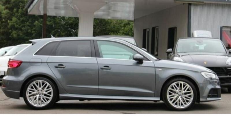 Audi A3 Sportback 2.0 TDI 150CH S LINE S TRONIC 6 Gris occasion à Villenave-d'Ornon - photo n°5