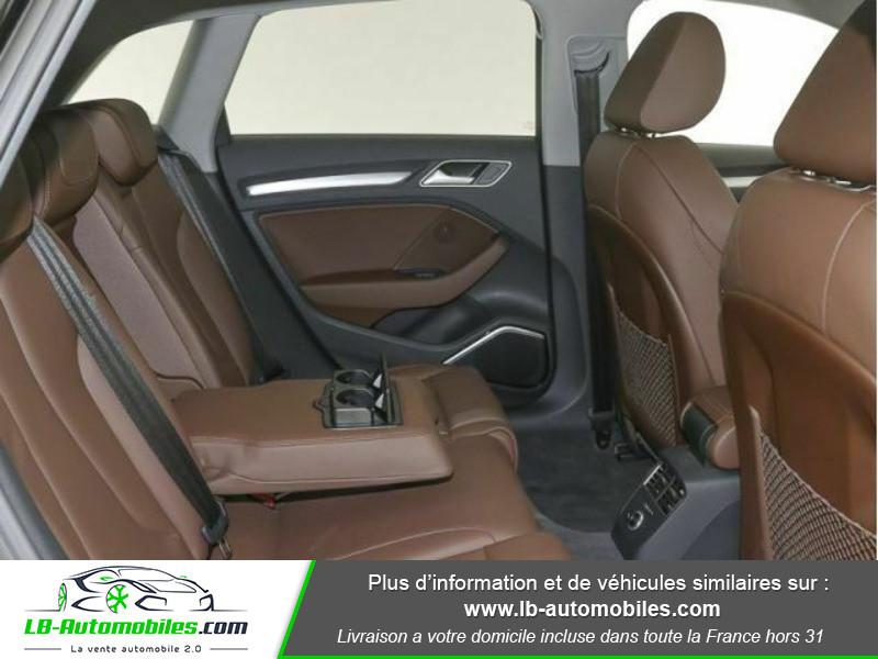 Audi A3 Sportback 2.0 TFSI 190 S tronic Quattro Noir occasion à Beaupuy - photo n°5