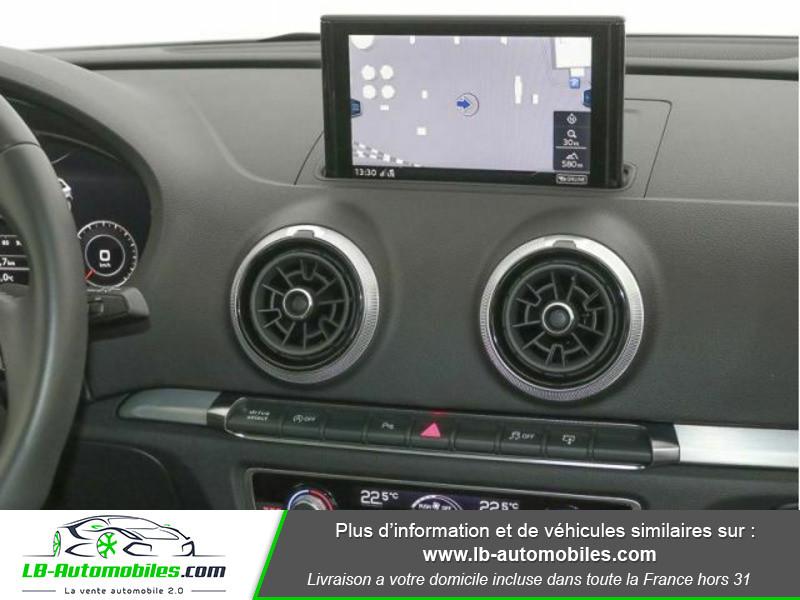 Audi A3 Sportback 2.0 TFSI 190 S tronic Quattro Noir occasion à Beaupuy - photo n°8