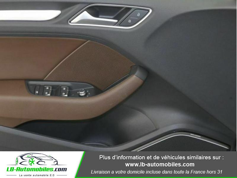 Audi A3 Sportback 2.0 TFSI 190 S tronic Quattro Noir occasion à Beaupuy - photo n°9