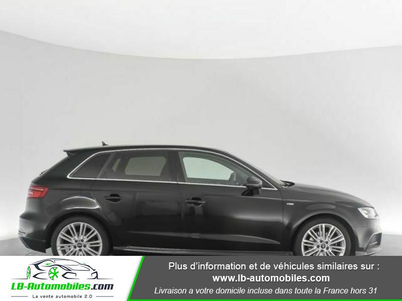 Audi A3 Sportback 2.0 TFSI 190 S tronic Quattro Noir occasion à Beaupuy - photo n°10
