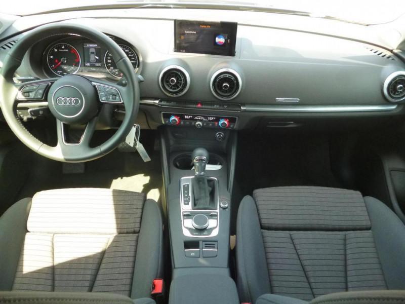 Audi A3 Sportback 30 TDI 116 S tronic 7 Sport Bleu occasion à BAYEUX - photo n°5