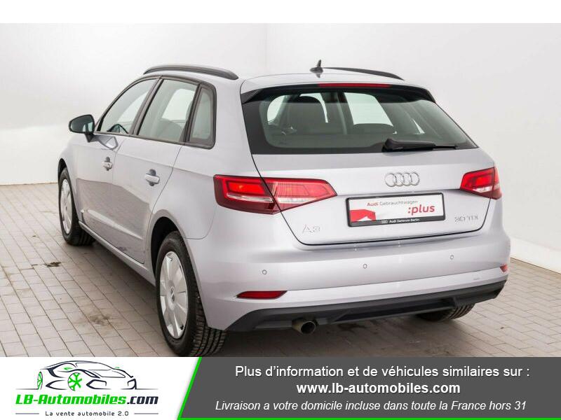 Audi A3 Sportback 30 TDI 116 Argent occasion à Beaupuy - photo n°6