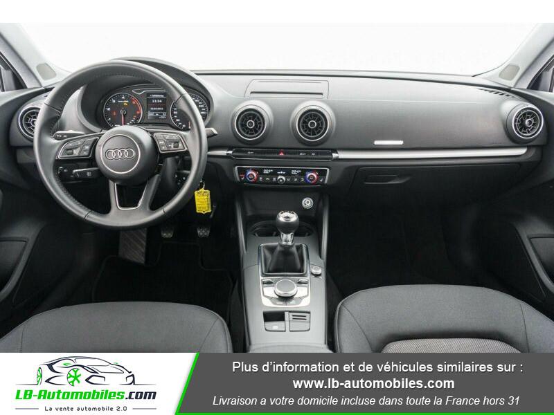 Audi A3 Sportback 30 TDI 116 Argent occasion à Beaupuy - photo n°2