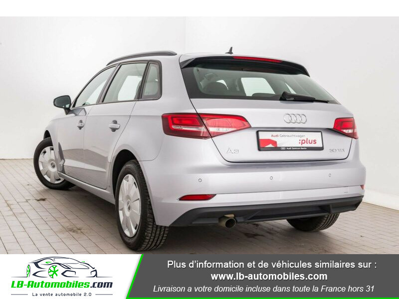 Audi A3 Sportback 30 TDI 116 Argent occasion à Beaupuy - photo n°14