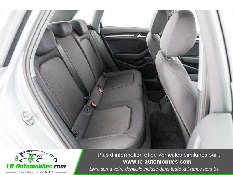 Audi A3 Sportback 30 TDI 116 Argent occasion à Beaupuy - photo n°12