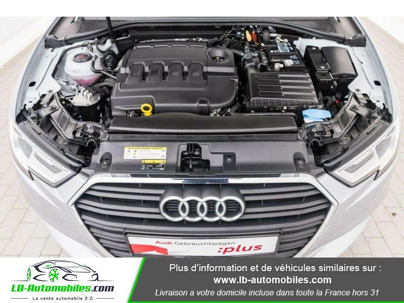 Audi A3 Sportback 30 TDI 116 Argent occasion à Beaupuy - photo n°10