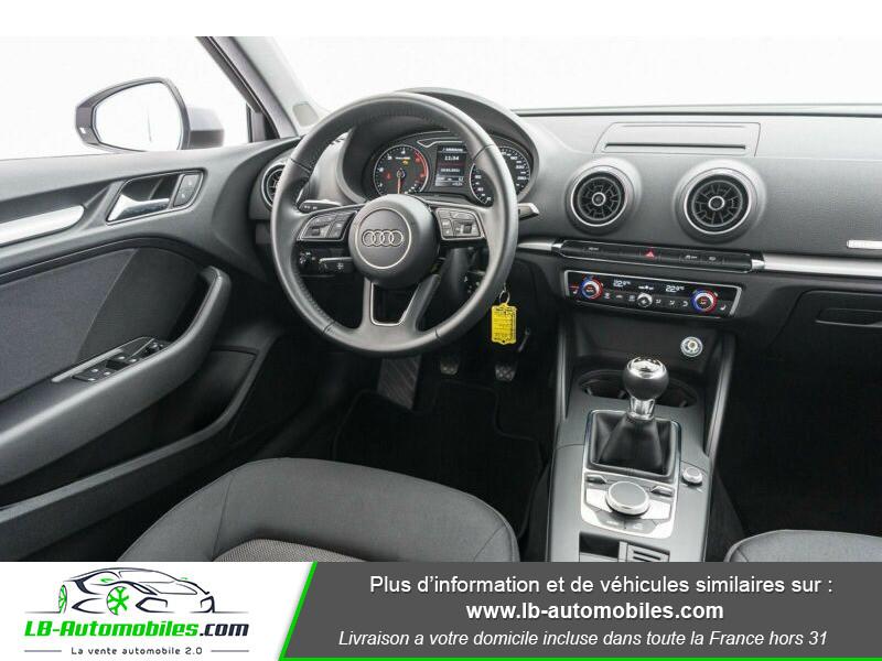 Audi A3 Sportback 30 TDI 116 Argent occasion à Beaupuy - photo n°11