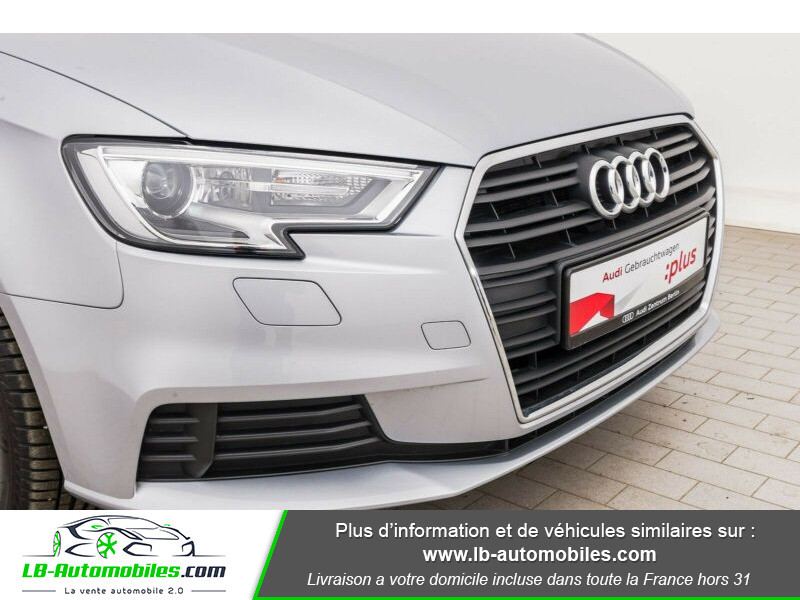 Audi A3 Sportback 30 TDI 116 Argent occasion à Beaupuy - photo n°16