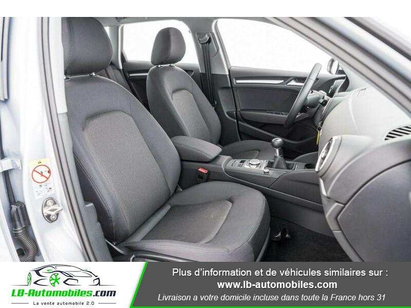 Audi A3 Sportback 30 TDI 116 Argent occasion à Beaupuy - photo n°13