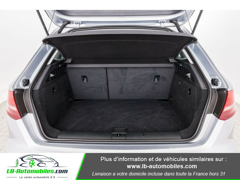 Audi A3 Sportback 30 TDI 116 Argent occasion à Beaupuy - photo n°9