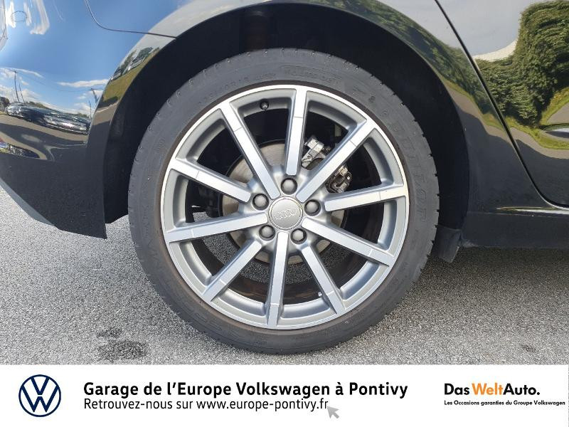 Audi A3 Sportback 30 TDI 116ch Design luxe S tronic 7 Euro6d-T Noir occasion à PONTIVY - photo n°13