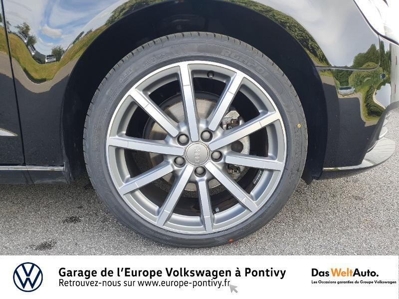 Audi A3 Sportback 30 TDI 116ch Design luxe S tronic 7 Euro6d-T Noir occasion à PONTIVY - photo n°14