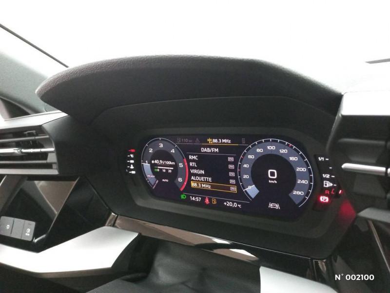 Audi A3 Sportback 30 TDI 116ch Design Argent occasion à Brie-Comte-Robert - photo n°14