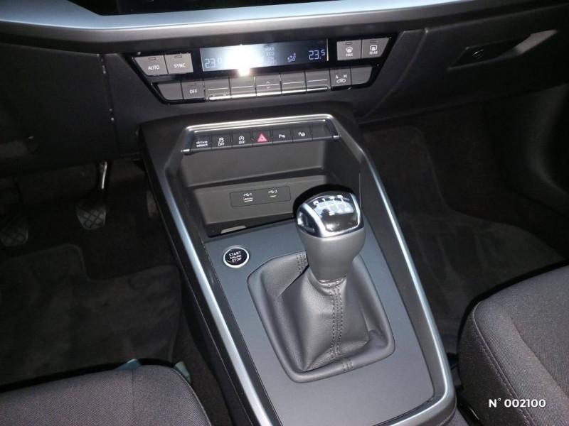Audi A3 Sportback 30 TDI 116ch Design Argent occasion à Brie-Comte-Robert - photo n°10
