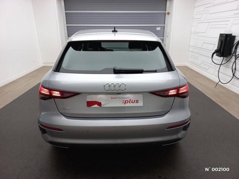 Audi A3 Sportback 30 TDI 116ch Design Argent occasion à Brie-Comte-Robert - photo n°2