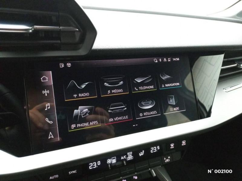 Audi A3 Sportback 30 TDI 116ch Design Argent occasion à Brie-Comte-Robert - photo n°11