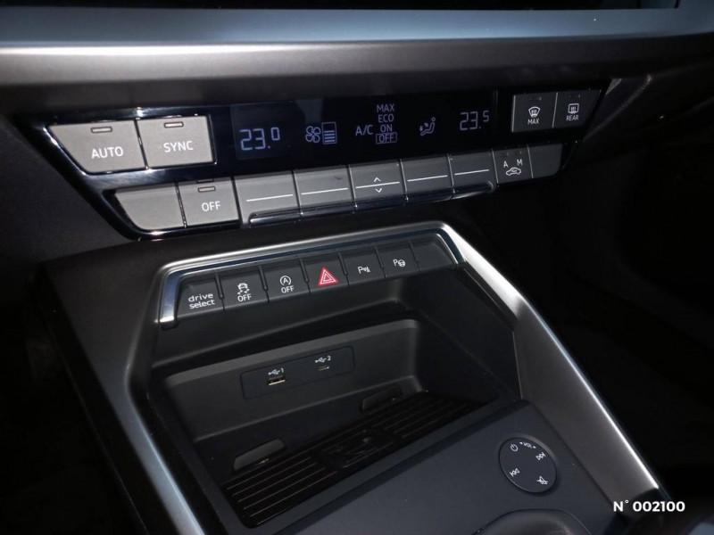 Audi A3 Sportback 30 TDI 116ch Design Argent occasion à Brie-Comte-Robert - photo n°13