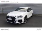 Audi A3 Sportback 30 TDI 116ch S line  à Quimper 29