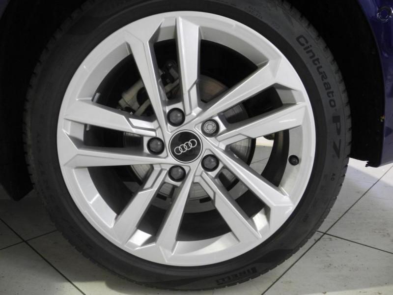 Audi A3 Sportback 30 TFSI 110 S tronic 7 Design Bleu occasion à AURAY - photo n°10