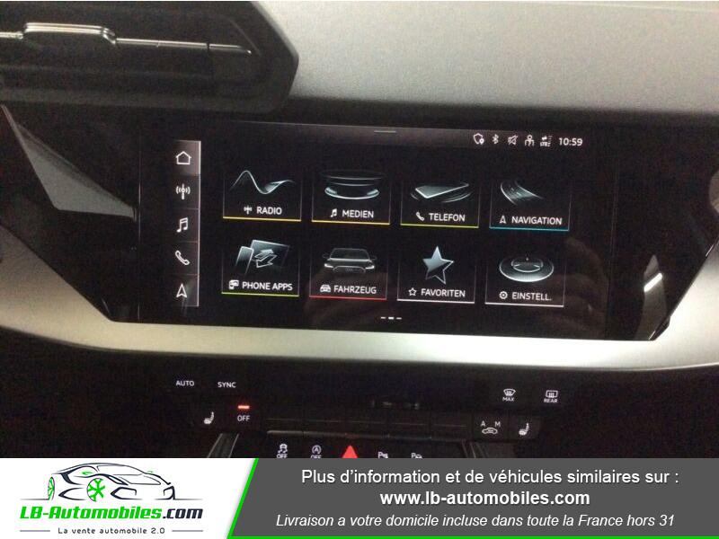 Audi A3 Sportback 30 TFSI 110 Noir occasion à Beaupuy - photo n°7