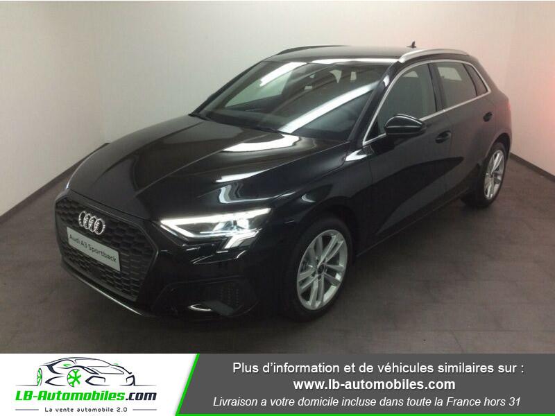 Audi A3 Sportback 30 TFSI 110 Noir occasion à Beaupuy