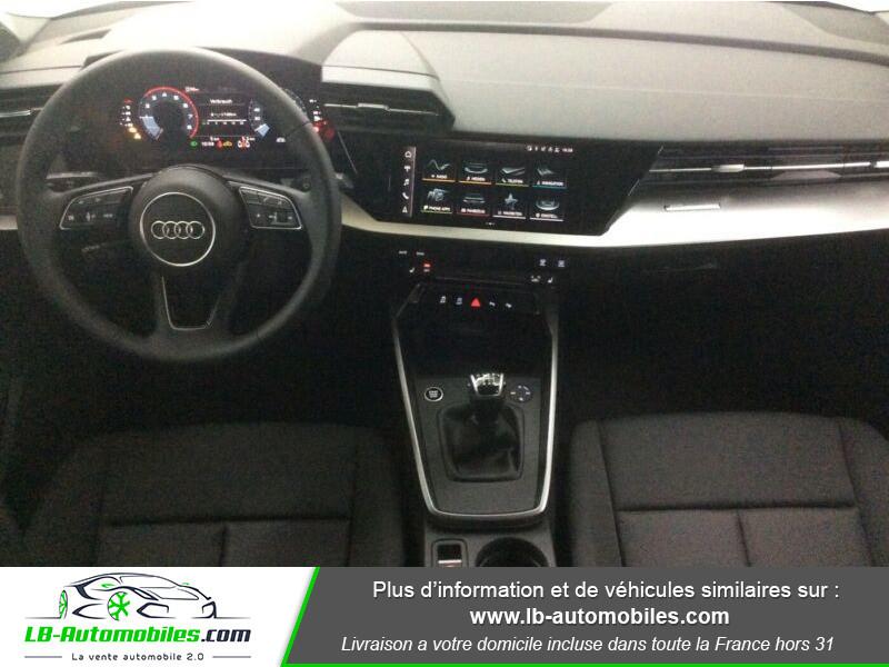 Audi A3 Sportback 30 TFSI 110 Noir occasion à Beaupuy - photo n°2