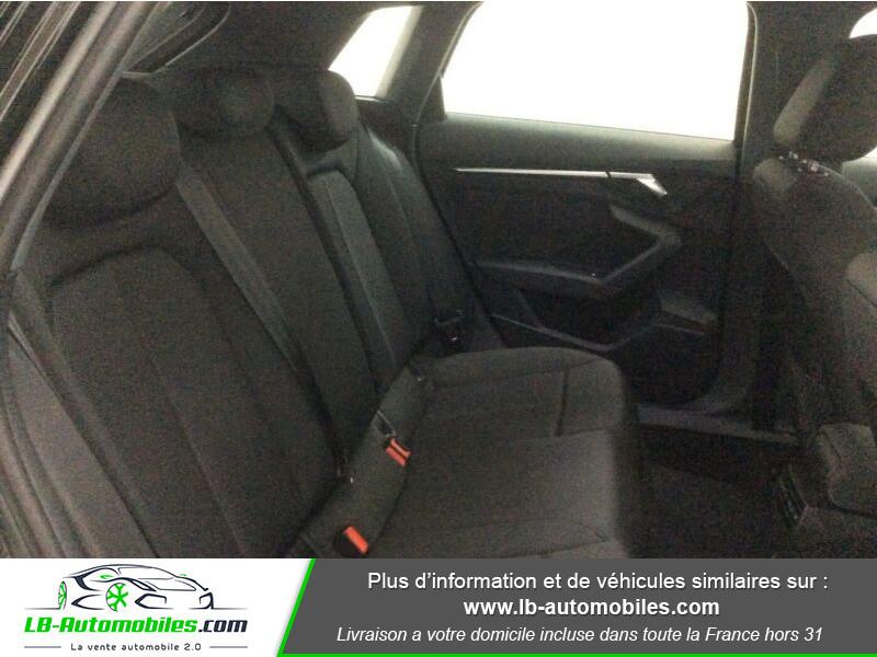 Audi A3 Sportback 30 TFSI 110 Noir occasion à Beaupuy - photo n°8
