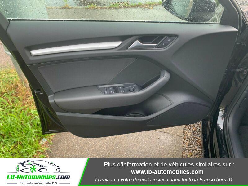 Audi A3 Sportback 30 TFSI 116 Noir occasion à Beaupuy - photo n°11