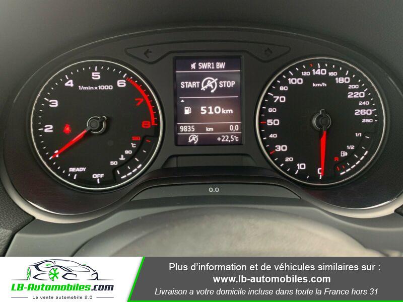Audi A3 Sportback 30 TFSI 116 Noir occasion à Beaupuy - photo n°7