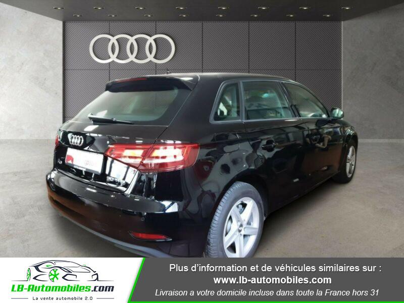 Audi A3 Sportback 30 TFSI 116 Noir occasion à Beaupuy - photo n°3