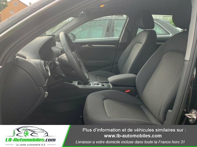Audi A3 Sportback 30 TFSI 116 Noir occasion à Beaupuy - photo n°8