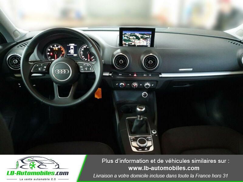 Audi A3 Sportback 30 TFSI 116 Noir occasion à Beaupuy - photo n°2