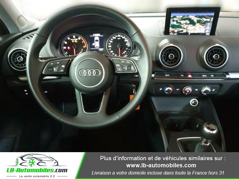 Audi A3 Sportback 30 TFSI 116 Noir occasion à Beaupuy - photo n°12