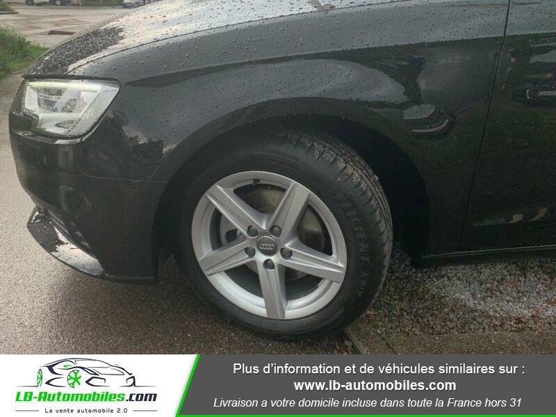 Audi A3 Sportback 30 TFSI 116 Noir occasion à Beaupuy - photo n°4