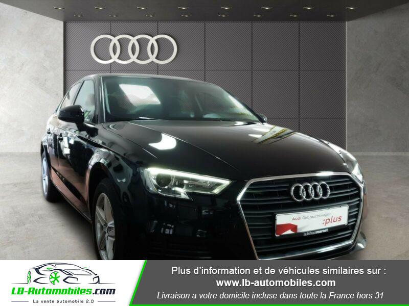 Audi A3 Sportback 30 TFSI 116 Noir occasion à Beaupuy - photo n°6