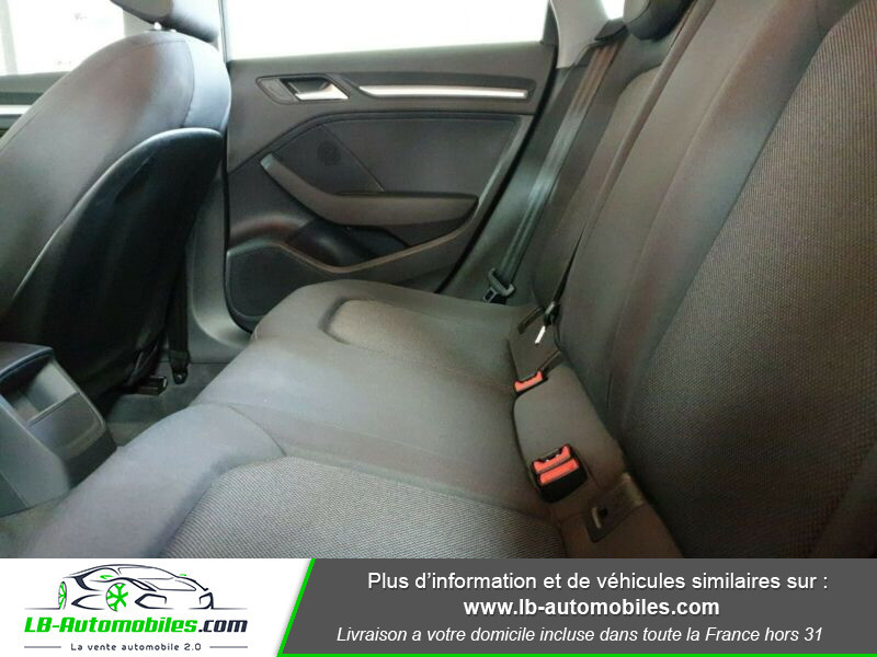 Audi A3 Sportback 30 TFSI 116 Noir occasion à Beaupuy - photo n°13
